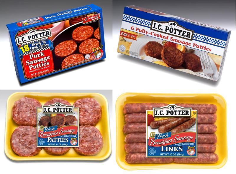 Sausage Patty Links